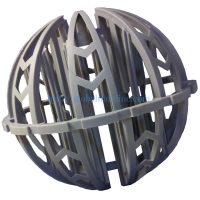 spherical plastic random dump tower packing biomedia