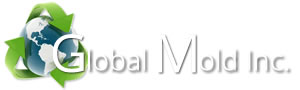 Global Mold Incorporated Retina Logo