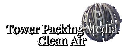 Random Dump Plastic Tower Packing Media & Wastewater Treatment Biomedia
